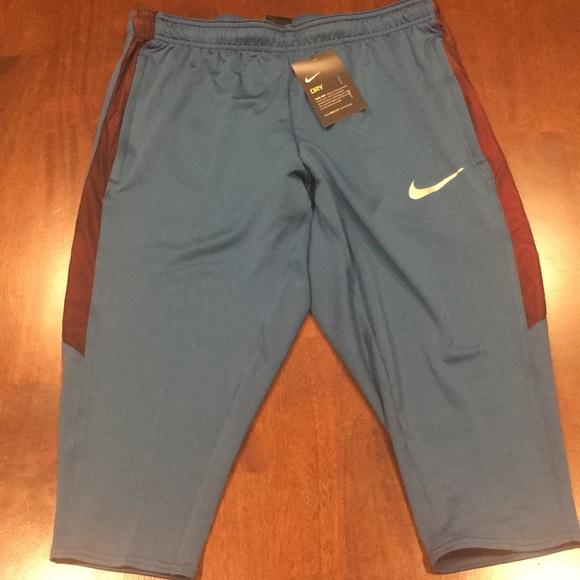 f3ee05491 NWT Nike DRI-FIT Men s DRY CR7 3 4 soccer pants